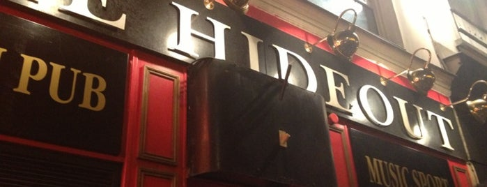 Hideout is one of Cece's Places-3.