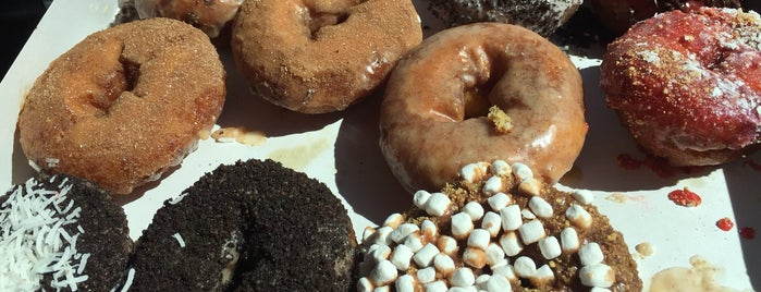 Fractured Prune Doughnuts is one of Denver Eats.