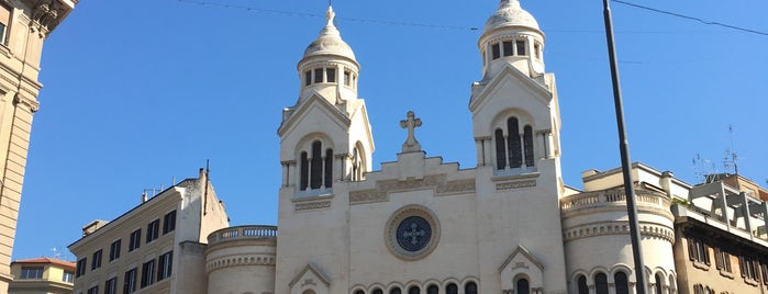 Chiesa Evangelica Valdese is one of Roma LGBT.