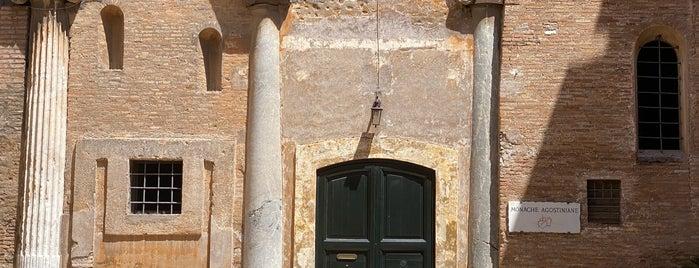Basilica dei Santi Quattro Coronati is one of Rome to do.