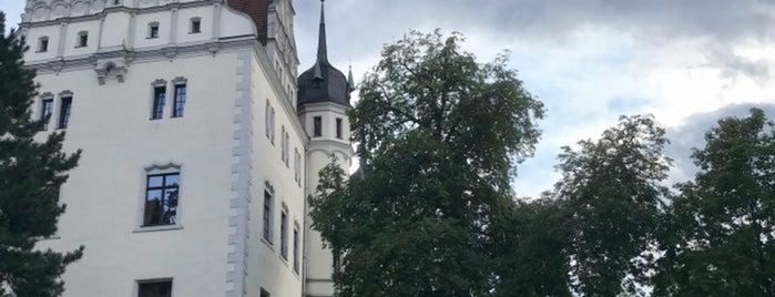 Schloss Boitzenburg is one of Daniel : понравившиеся места.