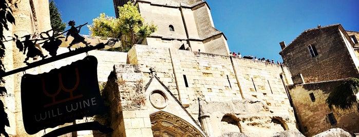 Église Monolithe is one of Tour de France.