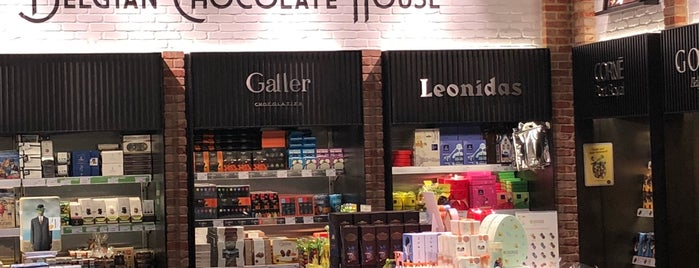 The Belgian Chocolate House is one of Encounter (Europe).
