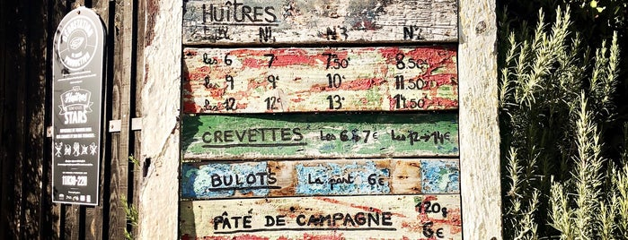 Emile Et Une Huitres is one of TODOLIST.
