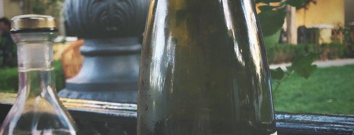 Toscanova is one of favorites / los angeles *old*.
