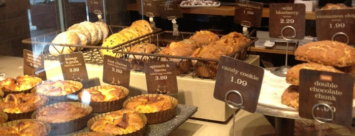 Panera Bread is one of Coral Gables Recommended Weekday Lunch Spots.