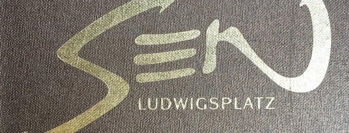 Sen Ludwigsplatz is one of Sushi.
