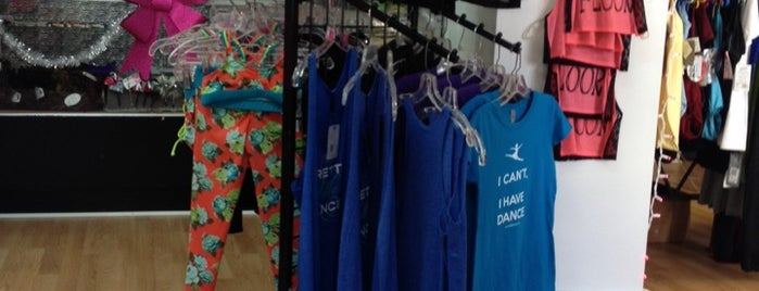 Tightspot Dancewear is one of Experience Bloomfield!.