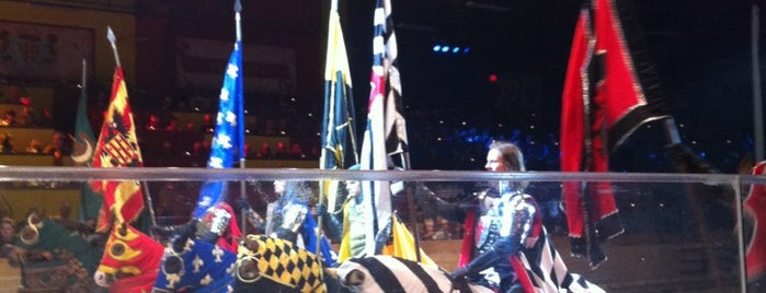 Medieval Times Dinner & Tournament is one of NYC SUMMER 19.