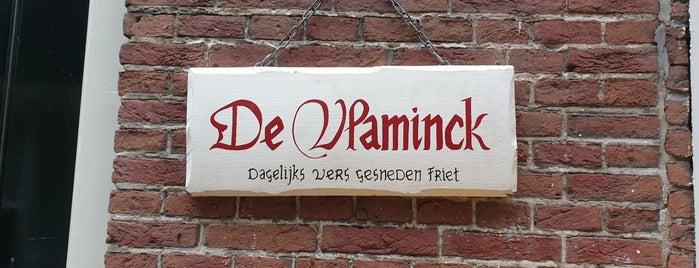 Friethuis De Vlaminck is one of Lieux qui ont plu à Mike.