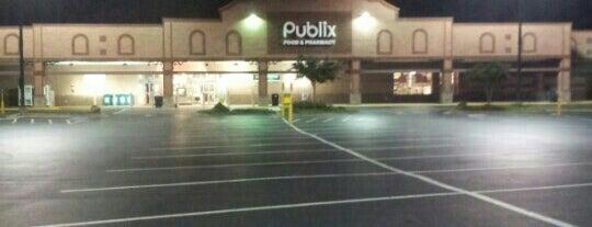 Publix is one of Lugares favoritos de Jim.