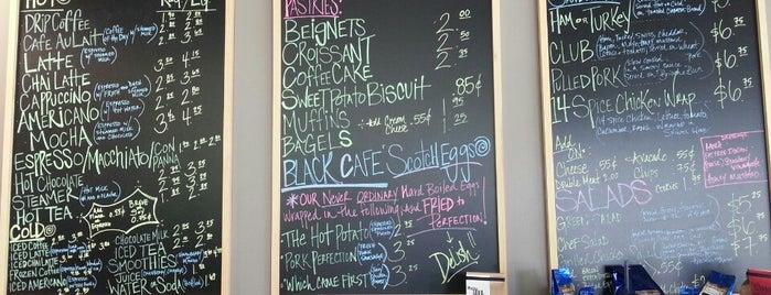 Black Café is one of Orte, die Tanya gefallen.