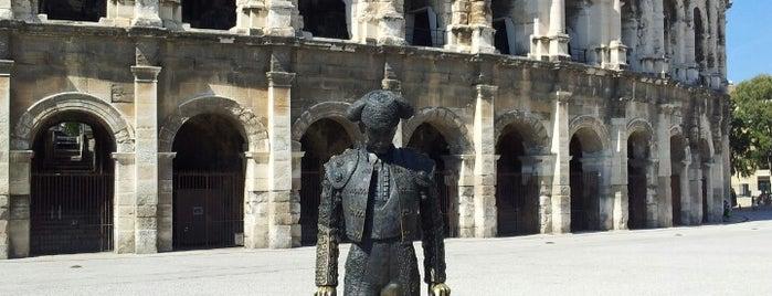 Arènes de Nîmes is one of Bienvenue en France !.