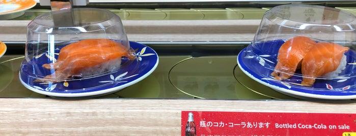海鮮三崎港 浦和西口店 is one of Orte, die Masahiro gefallen.