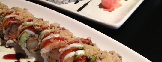 Zuma Sushi Bar is one of What a foodie in Atlanta.