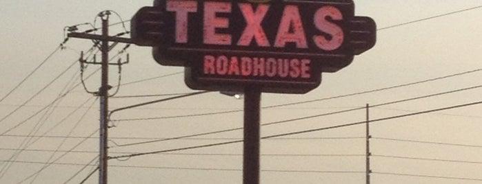 Texas Roadhouse is one of J'ın Beğendiği Mekanlar.