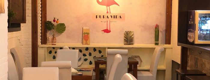 Pura Vida is one of Cool spots in Andalousie.
