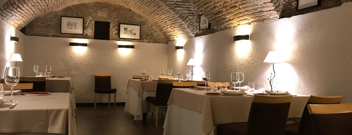 Restaurante Alacena de las Monjas is one of Moraima en Andalucía.
