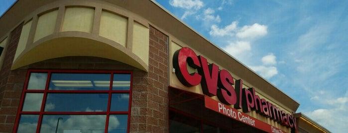 CVS pharmacy is one of สถานที่ที่ Betsy ถูกใจ.