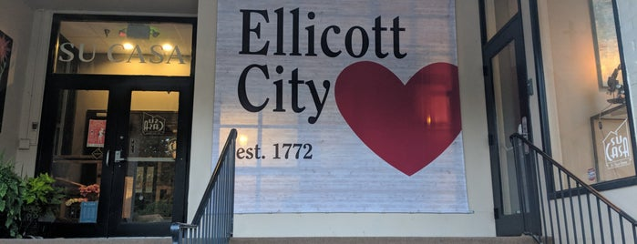 Historic Ellicott City is one of Leandro : понравившиеся места.