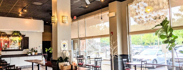 Tea Fusion Cafe is one of Charlotte.