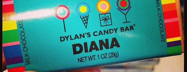Dylan's Candy Bar is one of NEW YORK.