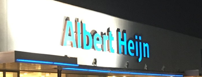 Albert Heijn is one of Lieux qui ont plu à anthony.