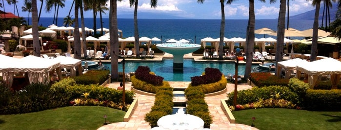 Four Seasons Resort is one of Condé Nast Traveler Platinum Circle 2013.