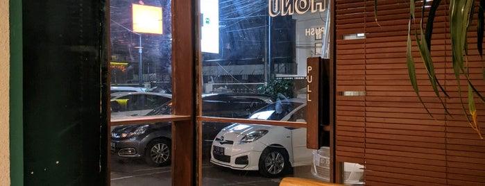 Honu Poké & Matcha Bar is one of !Jakarta?.