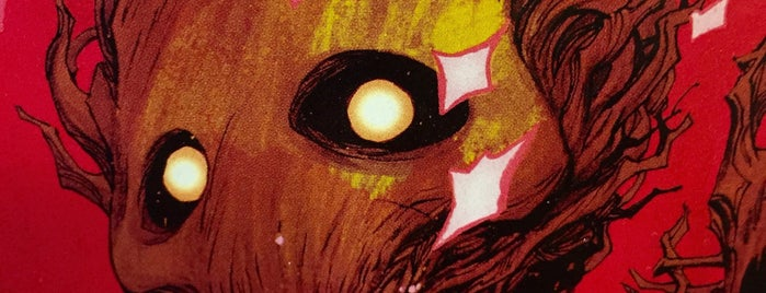 Danger Room Comics is one of Olympia.