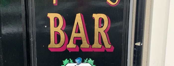 The Speakeasy Bar is one of Killarney.