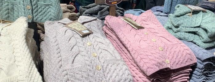 Aran Sweater Market is one of Posti che sono piaciuti a Bruna.