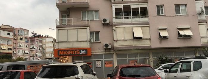 Migros is one of Orte, die Serbay gefallen.