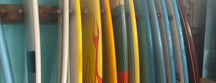 Juan Surfo's Surf Shop is one of Nosara.