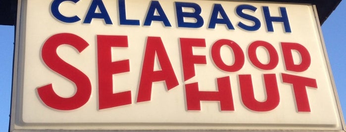 Calabash Seafood Hut is one of ocean isle.