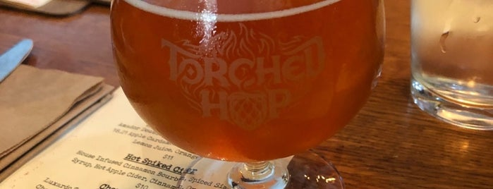 Torched Hop Brewing Company is one of Andyさんの保存済みスポット.