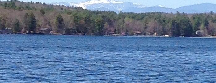 Shawnee Peak is one of Locais salvos de David.