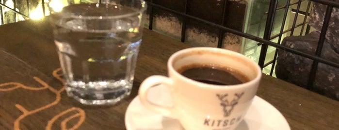 Kitsch Coffee Works is one of Coffeeshops Ankara.