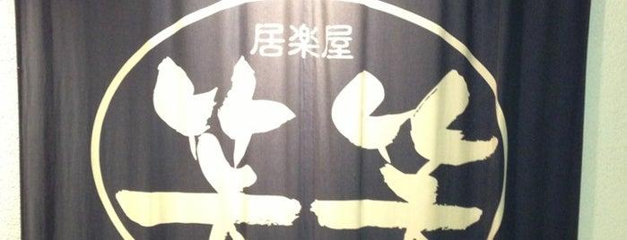 笑笑 青山1丁目駅前店 is one of Topics for Restaurant & Bar ⑤.