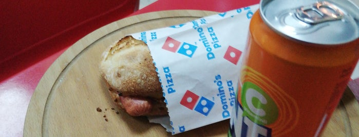 Domino's Pizza is one of Must-visit Yemek in Ankara.