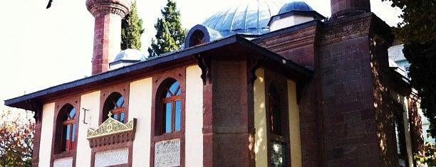 Çifte Minareli Hamidiye Camii is one of Bilecik.
