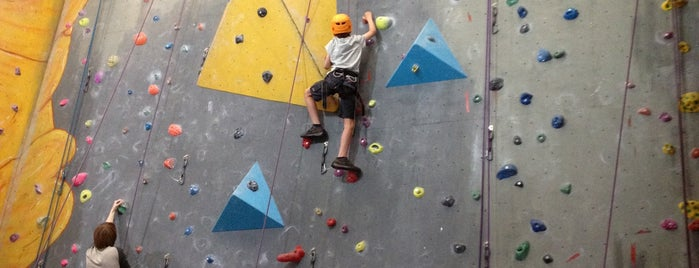 The Reach is one of Climbing Walls.