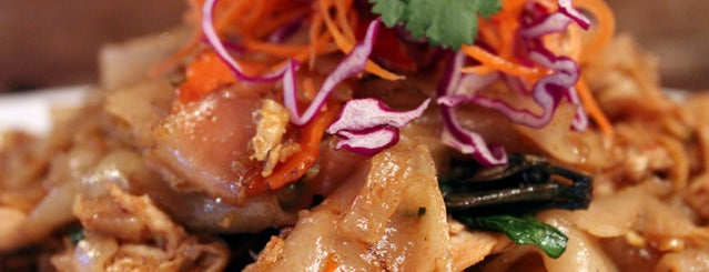 Thai Peppercorn is one of NYC Upper East Side Eats.