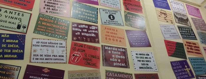 Boteco Natalício is one of @RaffMei : понравившиеся места.