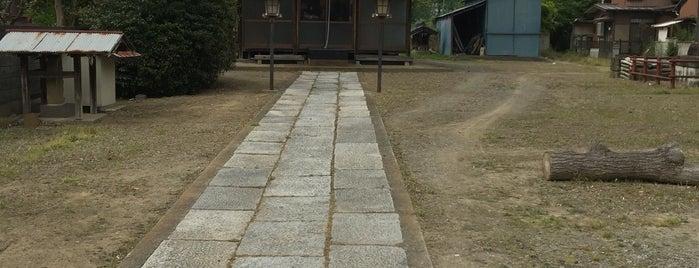 八坂神社 is one of 神輿で訪れた場所-1.