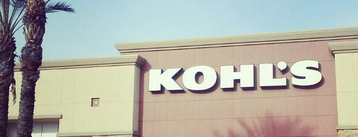Kohl's is one of Lieux qui ont plu à John.