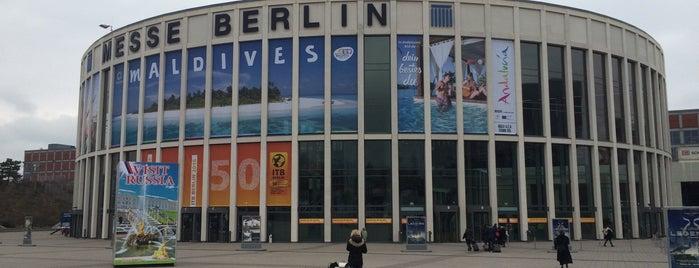 ITB Berlin is one of 4sq365de (1/2).