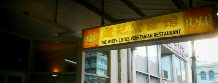 White Lotus is one of Love In Dear Melbourne.