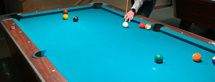 HdP (Billards) is one of Barcelona.