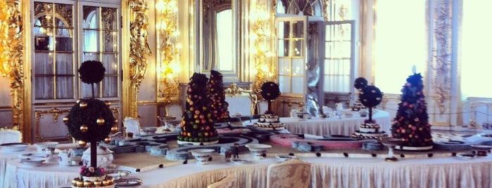 The Catherine Palace is one of Posti che sono piaciuti a Michael.